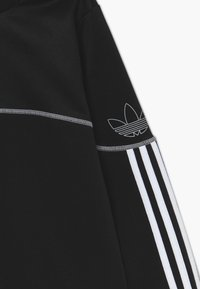 adidas Originals - OUTLINE CREW - Sudadera - black/white - 3