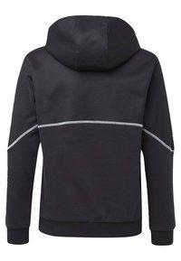 adidas Originals - OUTLINE HOODIE - Hoodie - black - 1