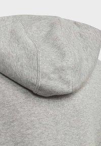 adidas Originals - BIG TREFOIL HOODIE - Hoodie - grey - 2