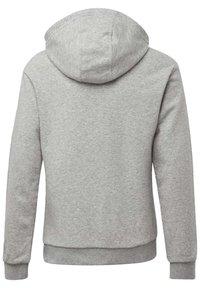 adidas Originals - BIG TREFOIL HOODIE - Hoodie - grey - 1