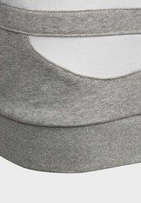 adidas Originals - BIG TREFOIL HOODIE - Hoodie - grey - 4