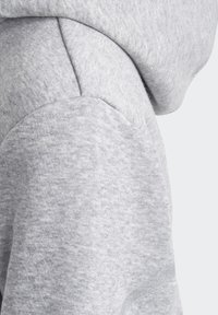 adidas Originals - LARGE LOGO HOODIE - Luvtröja - grey - 4
