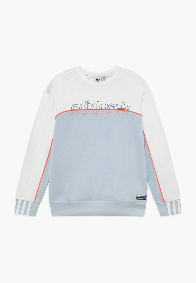 CREW - Sweater - skytin/white
