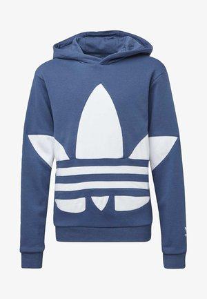 BIG TREFOIL HOODIE - Hoodie - blue