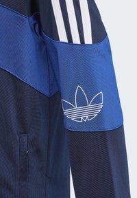 adidas Originals - BANDRIX TRACK TOP - Jas - blue - 4