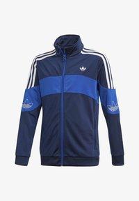 adidas Originals - BANDRIX TRACK TOP - Veste mi-saison - blue - 0