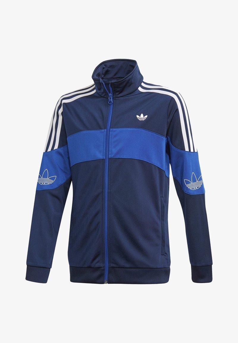 adidas Originals - BANDRIX TRACK TOP - Veste mi-saison - blue