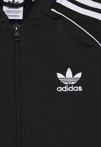 adidas Originals - Verryttelytakki - black/white - 2