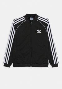 adidas Originals - Verryttelytakki - black/white - 0