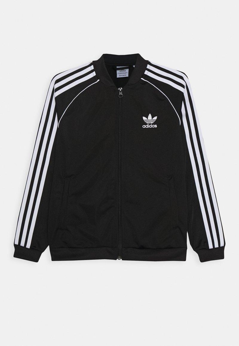 adidas Originals - Verryttelytakki - black/white