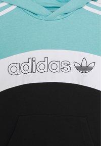 adidas Originals - HOODIE - Sweatshirt - bluspi/white/black - 2