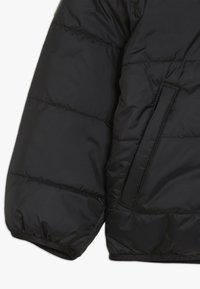adidas Originals - JACKET - Zimní bunda - black/white - 3