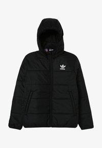 adidas Originals - JACKET - Vinterjakke - black - 3