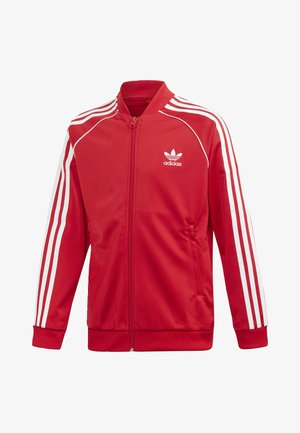 SST TRACK TOP - Trainingsvest - red