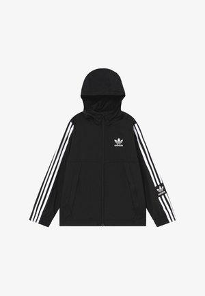 LOCK UP - Light jacket - black/white