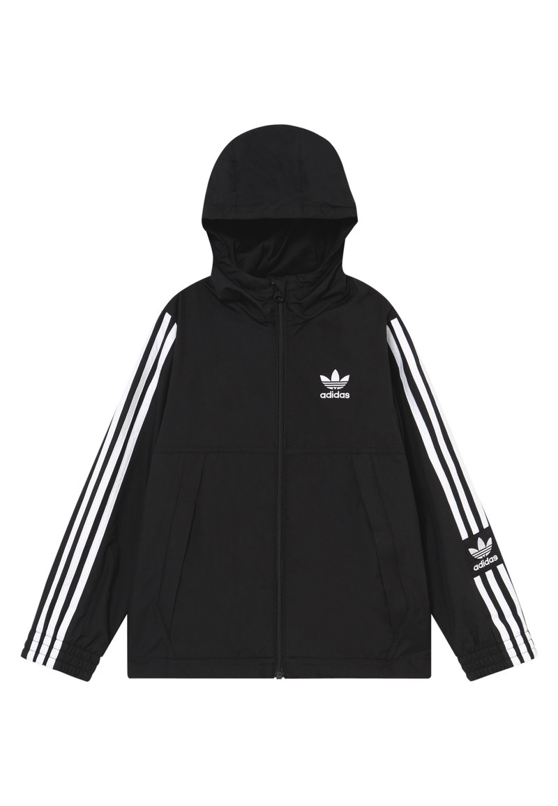 adidas Originals - LOCK UP - Välikausitakki - black/white