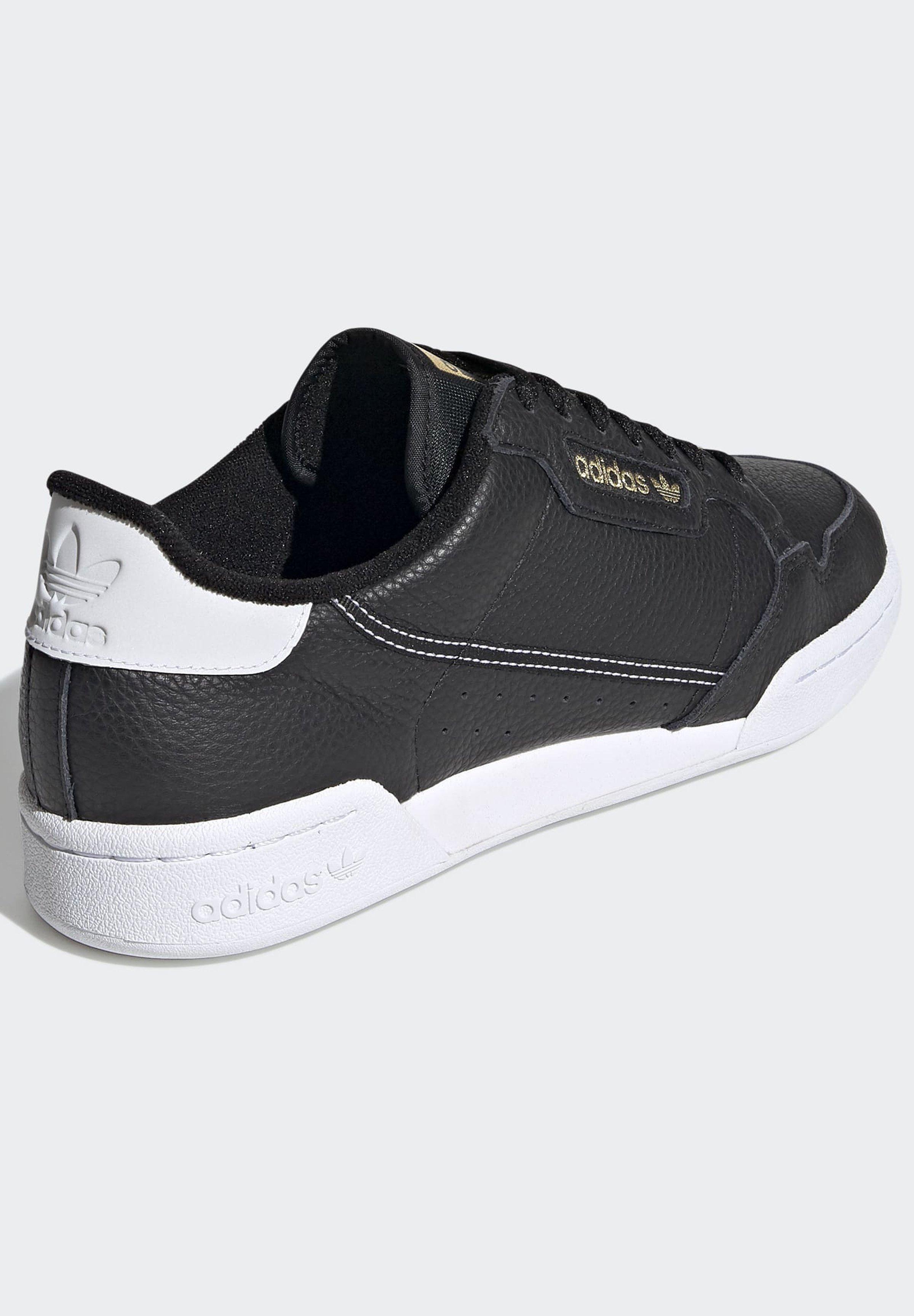 Adidas Originals Continental 80 Shoes - Sneakers Black