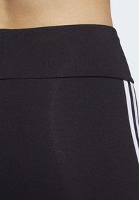 adidas Originals - PRIDE BIKE SHORTS - Legging - black - 6