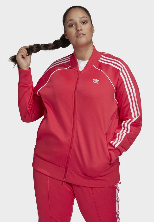 PRIMEBLUE SST TRACK - Giacca sportiva - pink