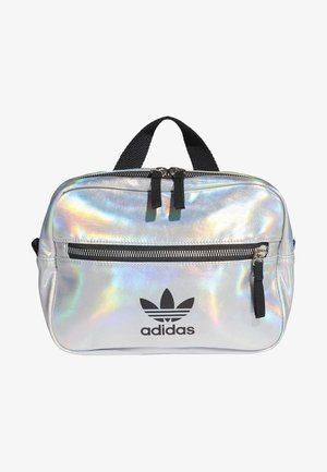 MINI AIRLINER BACKPACK - Tagesrucksack - silver