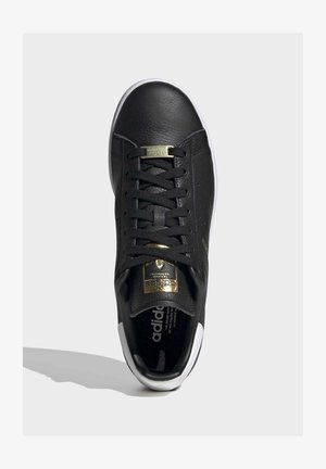 STAN SMITH SHOES - Sneakersy niskie - black