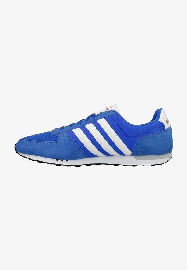 CITY RACER - Trainers - blau