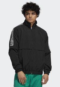 adidas Originals - STANDARD 20 JACKET - Korte jassen - black - 0