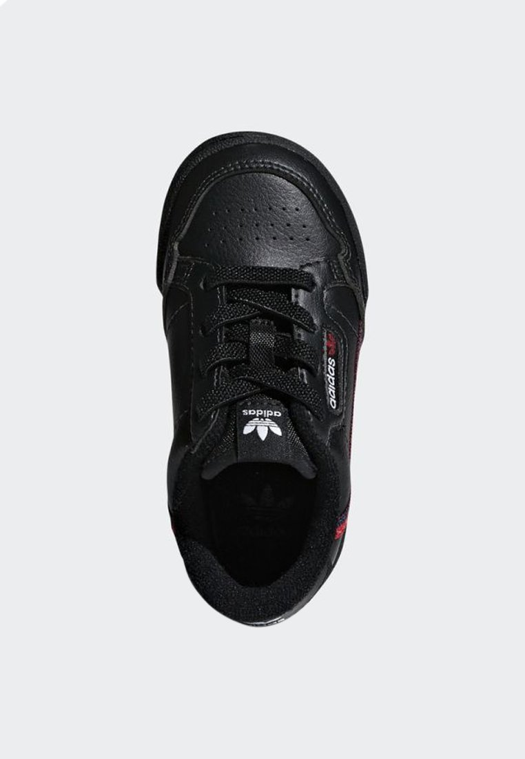 adidas Originals CONTINENTAL 80 SHOES - Sneakers - black/red/blue