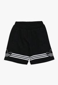 adidas Originals - OUTLINE TEE AND SHORTS SET - Sportovní kraťasy - white - 2