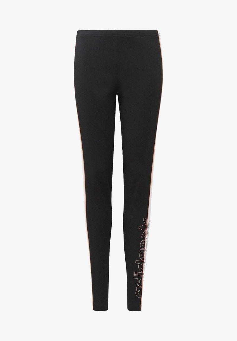 adidas Originals - LEGGINGS - Collant - black
