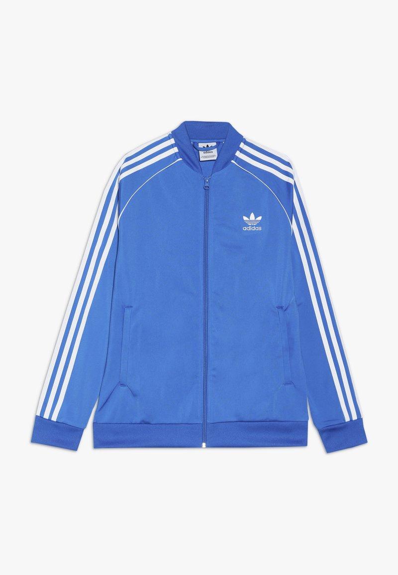 adidas Originals - TRACK - Sportovní bunda - blue
