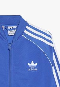 adidas Originals - TRACK - Sportovní bunda - blue - 4