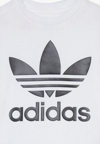 adidas Originals - TREFOIL SHORTS TEE SET - Short - black/white - 3