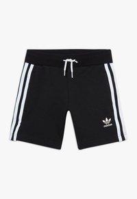 adidas Originals - TREFOIL SHORTS TEE SET - Kraťasy - black/white - 2