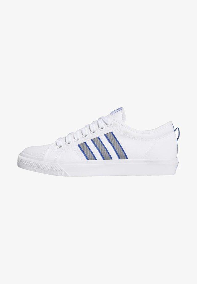 NIZZA  - Skate shoes - white