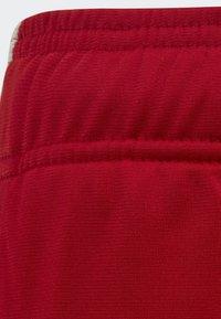 adidas Originals - SST TRACKSUIT BOTTOMS - Verryttelyhousut - red - 4