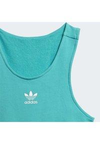 adidas Originals - JUMPSUIT SET - Sweatshirt - white/blue - 9