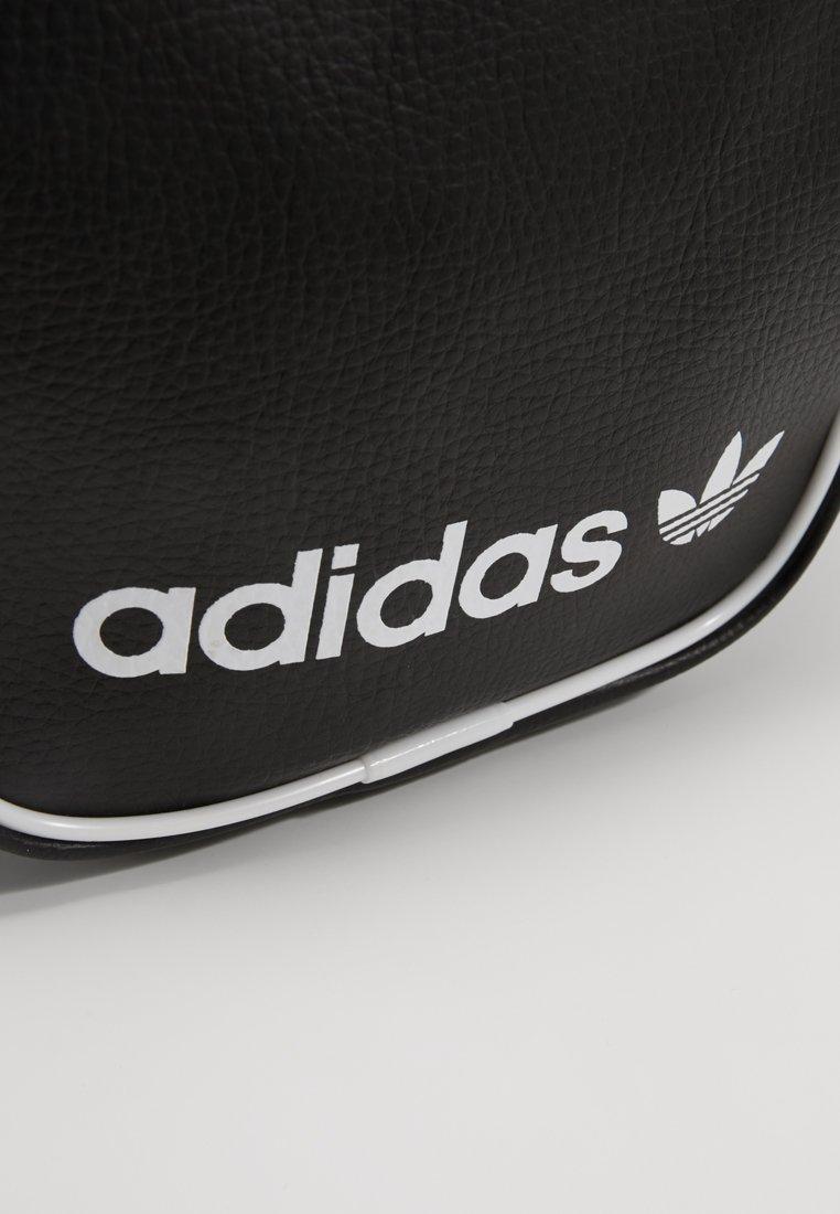 adidas Originals MINI BAG VINT - Skulderveske - black