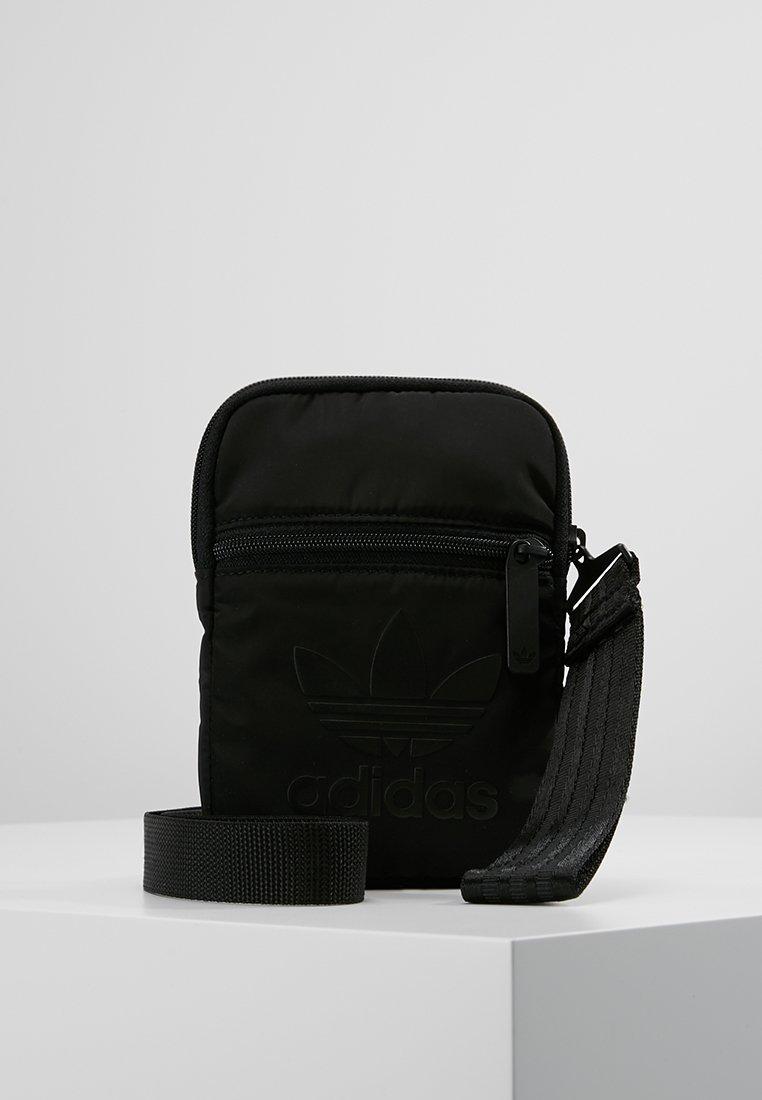 adidas Originals - FESTIVAL BAG - Axelremsväska - black