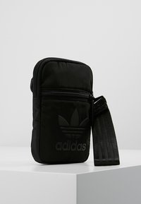 adidas Originals - FESTIVAL BAG - Axelremsväska - black - 3