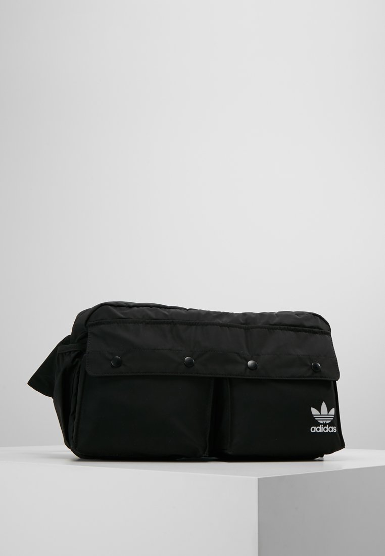 adidas Originals - FUNNY PACK  - Rumpetaske - black