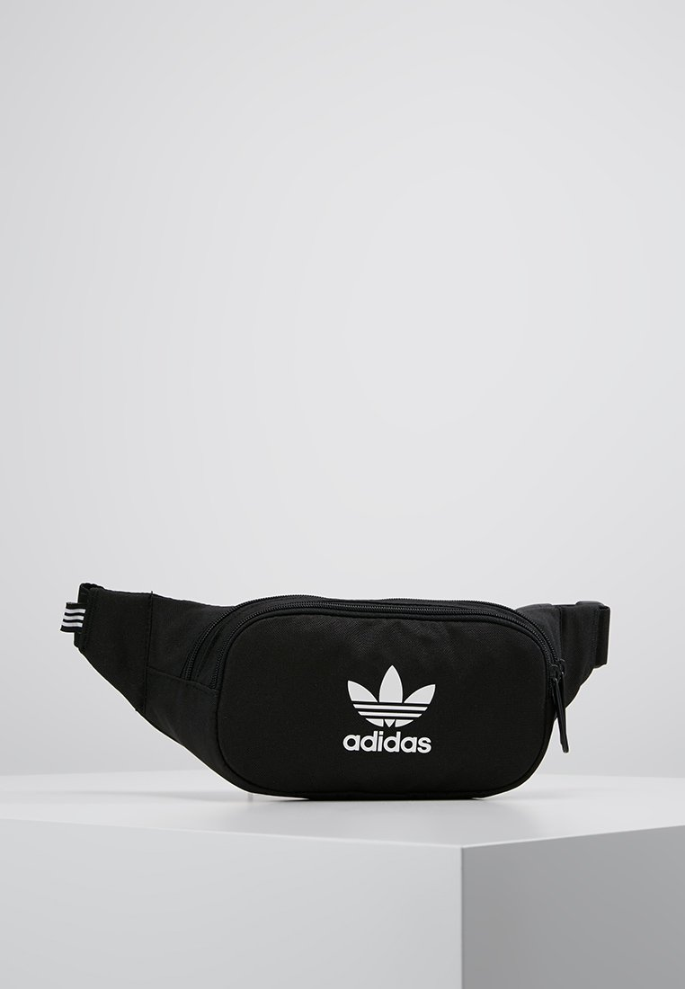 adidas Originals - ESSENTIAL CBODY - Ledvinka - black