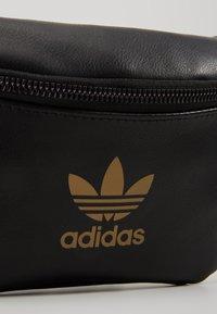 adidas Originals - WAISTBAG - Heuptas - black - 6