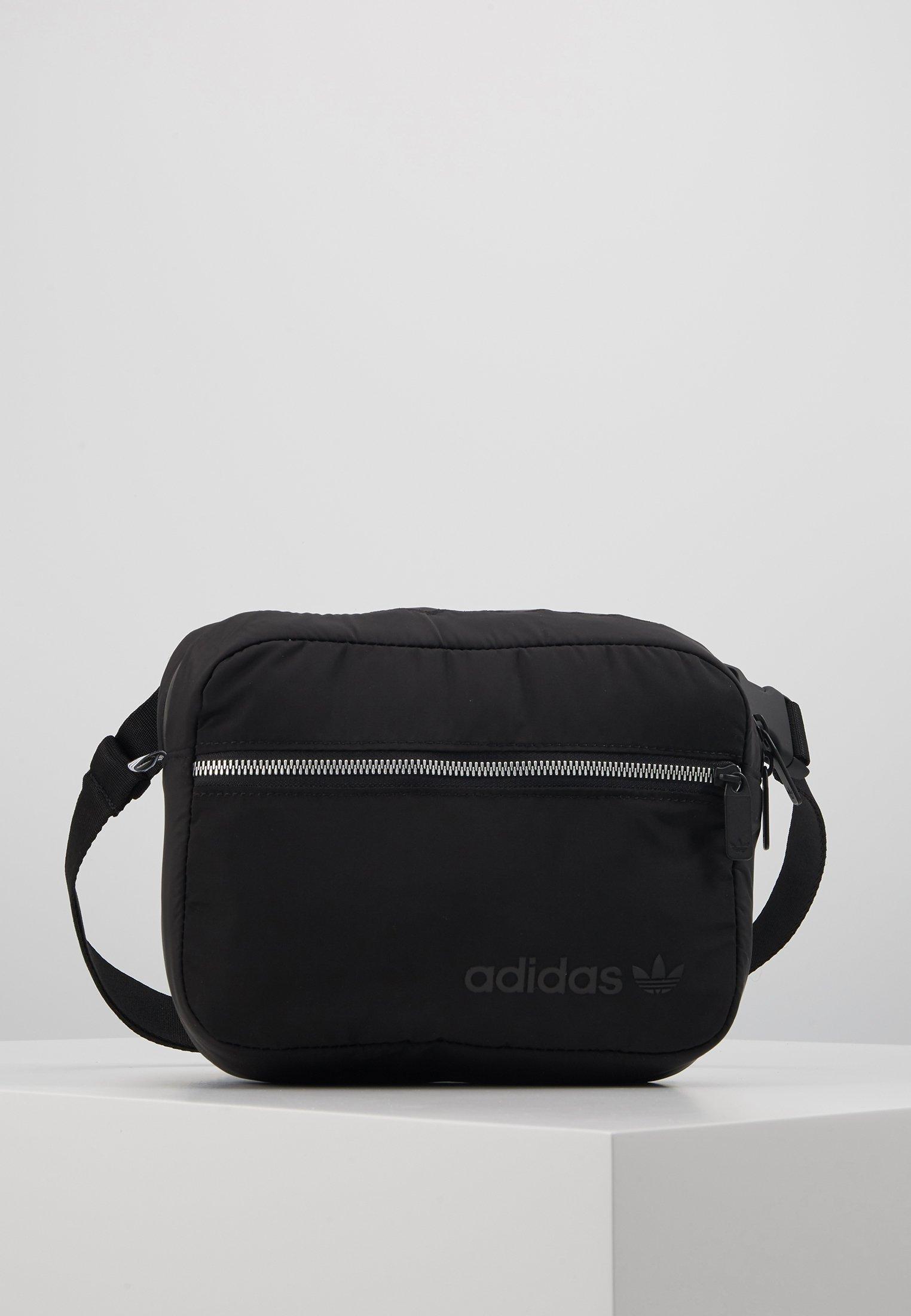 adidas Originals AIRLINER Across body bag blackwhite