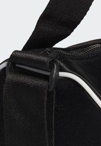 adidas Originals - MINI NYLON DUFFEL BAG - Holdall - black - 6