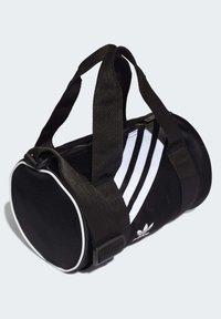 adidas Originals - MINI NYLON DUFFEL BAG - Holdall - black - 2