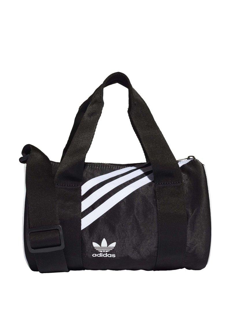 adidas Originals - MINI NYLON DUFFEL BAG - Holdall - black