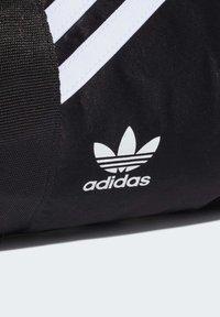 adidas Originals - MINI NYLON DUFFEL BAG - Holdall - black - 5
