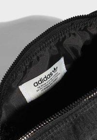 adidas Originals - MINI NYLON DUFFEL BAG - Holdall - black - 3