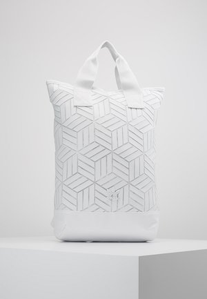ROLL TOP 3D - Tagesrucksack - white